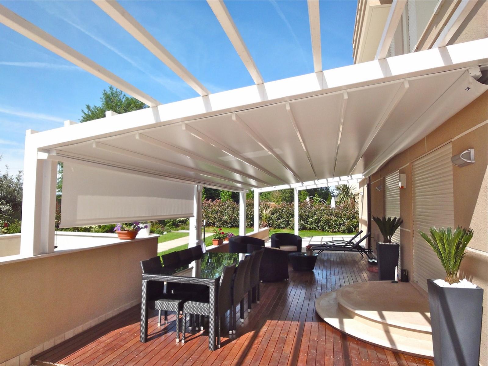 Stunning Tende Da Sole Per Terrazze Gallery - Design and Ideas ...
